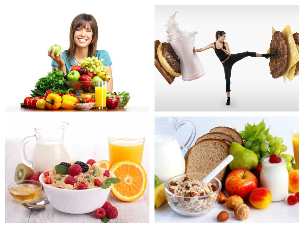 Правильное питание для похудения здоровый образ жизни x